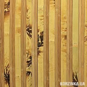 Бамбуковые обои Черепаховые желтые AF-D28 17мм