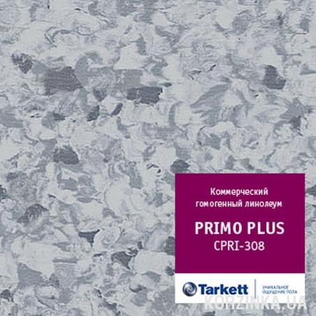 Гомогенное ПВХ покрытие Primo-Plus CPRPI-308