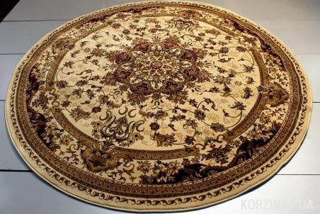 Ковер круглый Efes 0282 Cream