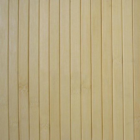 Бамбуковые обои Светлый лак 17мм