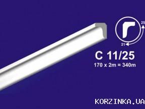 Рейка гладкая Solid C 11/25