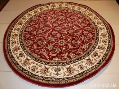 Ковер круглый Efes 0243 Red