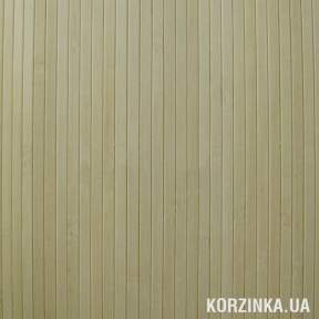 Бамбуковые обои Светлый лак 8мм