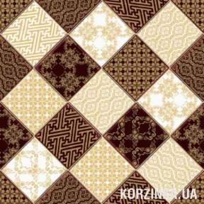 Линолеум Juteks Trend  Chess 2_240D