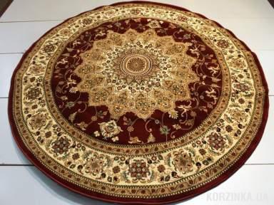 Ковер круглый Efes 0559 Red
