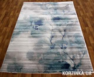 Ковер LOW CANYON 121KA d.blue/l.grey