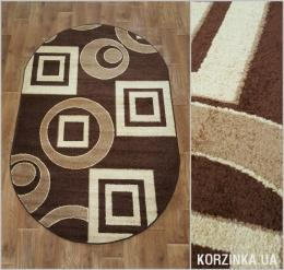 Ковер Marmaris F G 0257 BROWN
