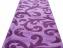 Ковровая дорожка Friese Gold Jasmin 5106 Веточка фиолетовая